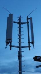 Gefahr durch LTE-Sendemast Flüggestrasse / Jarrestrasse
