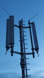 LTE-Sendemast in der Jarrestadt